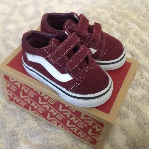 Baby Boy Vans